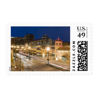 Country Club Plaza Postage Stamps
