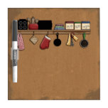 Country Cooking Dry Erase Board