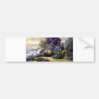 Country Cottage Bumper Stickers