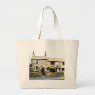 Country Cottage Large Tote Bag