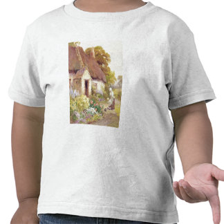 Country Cottage Tee Shirt