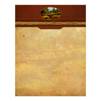 Country - Country living Customized Letterhead