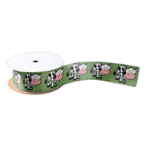 country cows ribbon