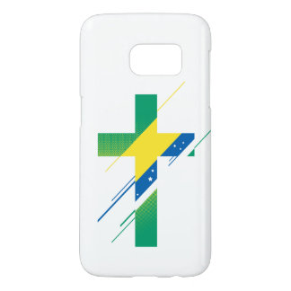 Country & Creed - Brazil Samsung Galaxy S7 Case