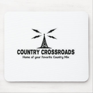 Country Crossroads Mouse Pad