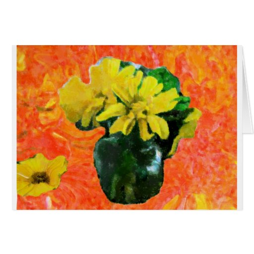Country Daisies Card
