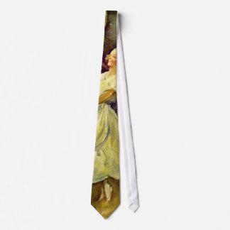 Country Dance 1890 Neck Tie