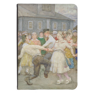 Country Dance 1917-22 Kindle Touch Case