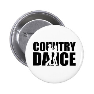 Country dance button