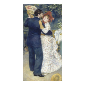 Country Dance by Pierre-Auguste Renoir Picture Card