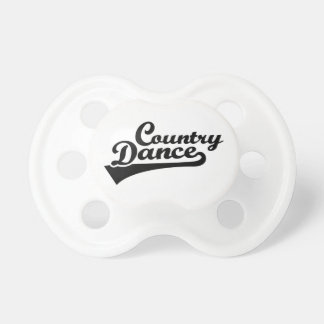 Country dance pacifier