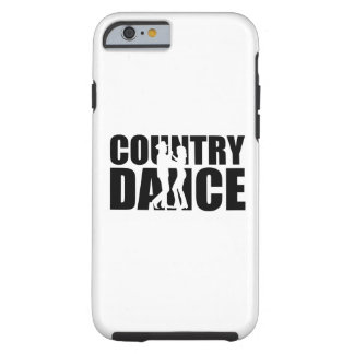 Country dance tough iPhone 6 case