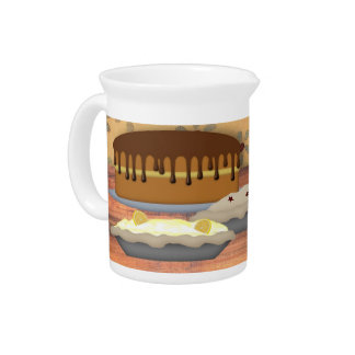 Country Desserts Pitcher