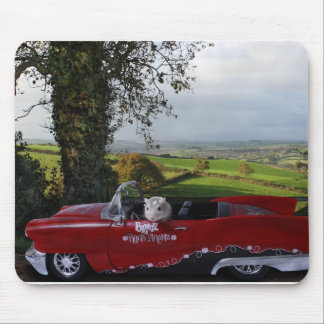 Country Drive Mouse Pad