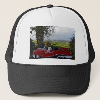 Country Drive Trucker Hat