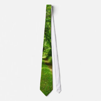 Country Driveway Neck Tie