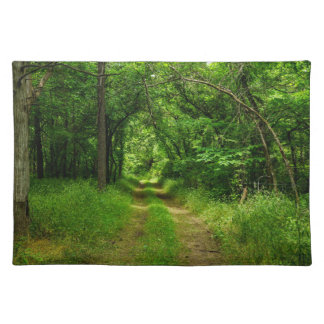 Country Driveway Placemat