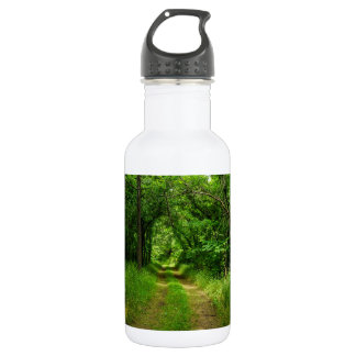Country Driveway Stainless Steel Water Bottle