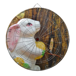 Country Easter Bunny Dartboards