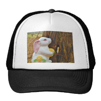 Country Easter Bunny Trucker Hat