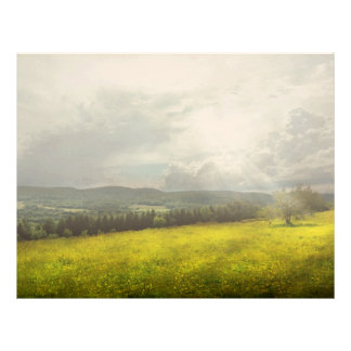 Country - Eternal hope Letterhead Template