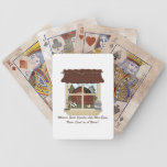 Country Farm Life Bicycle Card Deck