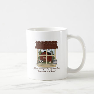 Country Farm Life Coffee Mug