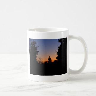 Country Farm Scene Beautiful Sky CricketDiane Coffee Mug