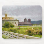 Country - Farming is hard work Mouse Pad