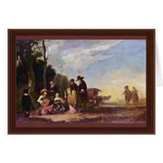 Country Festival By Scheits Matthias (Best Quality Greeting Card