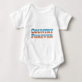 Country Forever - Clothes Only Tee Shirt