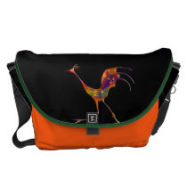 Country Fowl Courier Bag