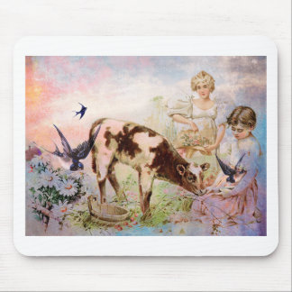 COUNTRY FRIENDS MOUSE PAD