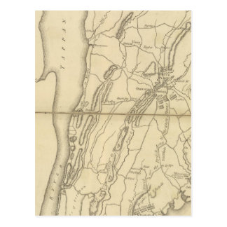 Country from Frog's Point to Croton River Postcard