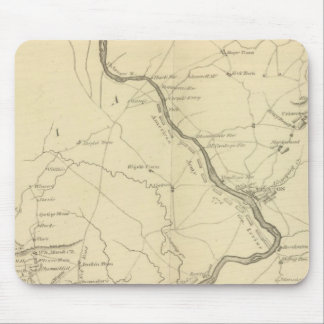 Country from Rariton River in East Jersey Mouse Pad