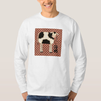 Country Fun I Love Cows LS Shirt