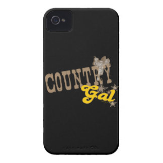 Country Gal iPhone 4 Cases