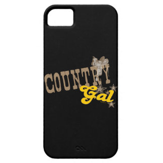 Country Gal iPhone 5 Cases
