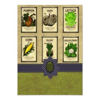 Country  Garden Card