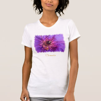 COUNTRY GARDEN FLOWERS TEE SHIRTS