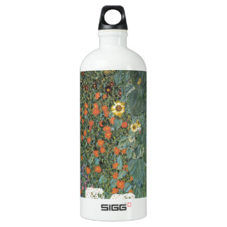 Country Garden with Sunflowers 1907 SIGG Traveler 1.0L Water Bottle