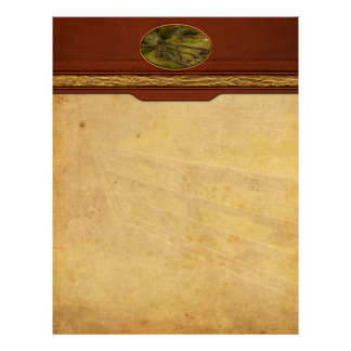 Country - Gate - Rural simplicity Letterhead Template