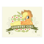 Country Girl 2 Postcard