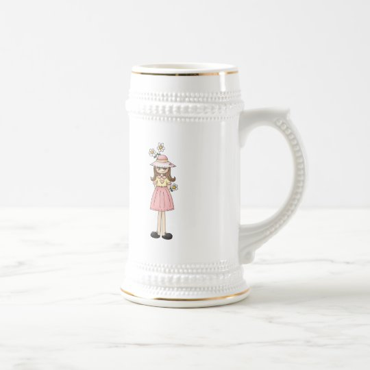 Country Girl Beer Stein