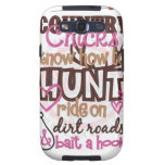 Country Girl Pride Galaxy SIII Case