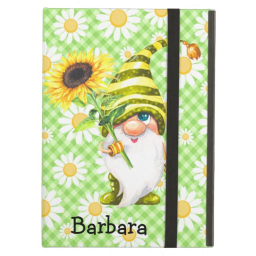 Country Gnome Case For iPad Air