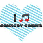 Country Gospel fan Photo Sculpture