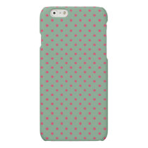 Country Green/Fuchsia iPhone 6 Matte Finish Case