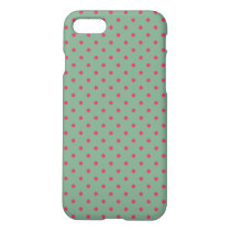 Country Green/Fuchsia iPhone 7 Matte Finish Case
