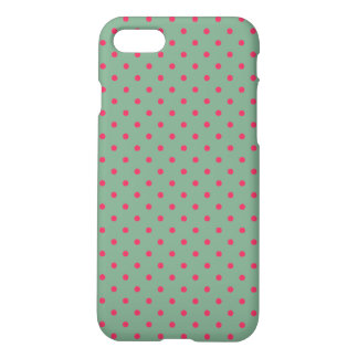 Country Green/Fuchsia iPhone 7 Matte Finish Case